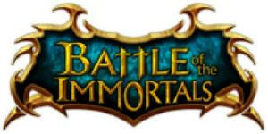 Battle Of The Immortals logo