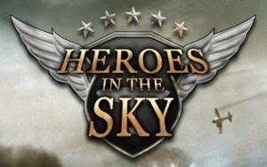 Heroes in the Sky logo