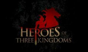 Heroes Of Three Kingdoms logo