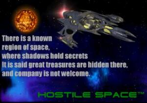 Hostile Space logo