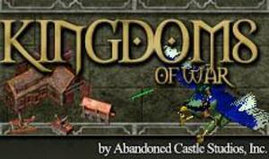 Kingdoms of War logo