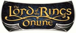 Lotro The Lords Of The Rings Online logo
