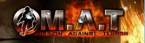 MAT Mission Against Terror logo