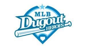 MLB Dugout Heroes logo