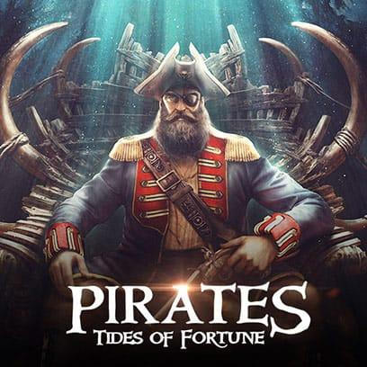Pirates Tides of Fortune logo