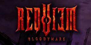 Requiem Bloodymare logo