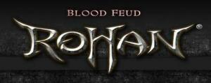 Rohan Blood Feud logo