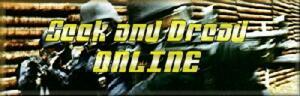 Seek And Dread Online logo