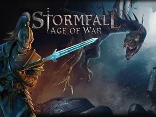Stormfall Age of War logo