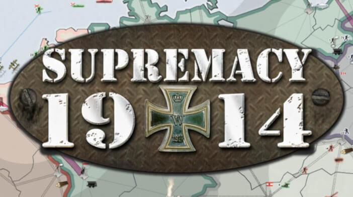 Supremacy 1914 logo