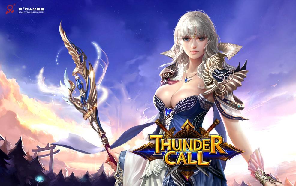 ThunderCall logo