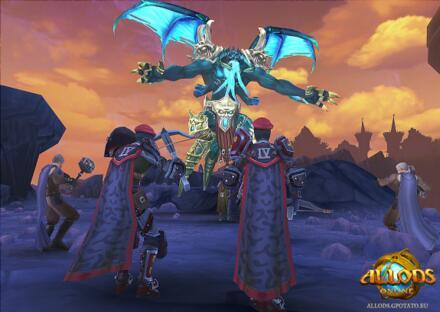 Allods Online MMORPG