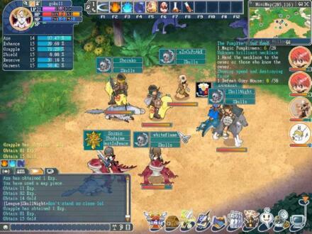 Angels Online MMORPG