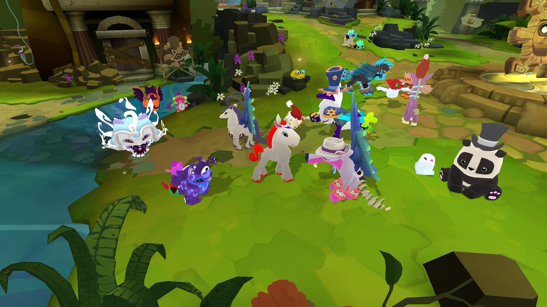 Animal Jam MMORPG