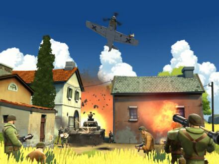 Battlefield Heroes MMORPG