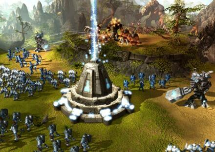 BattleForge MMORPG