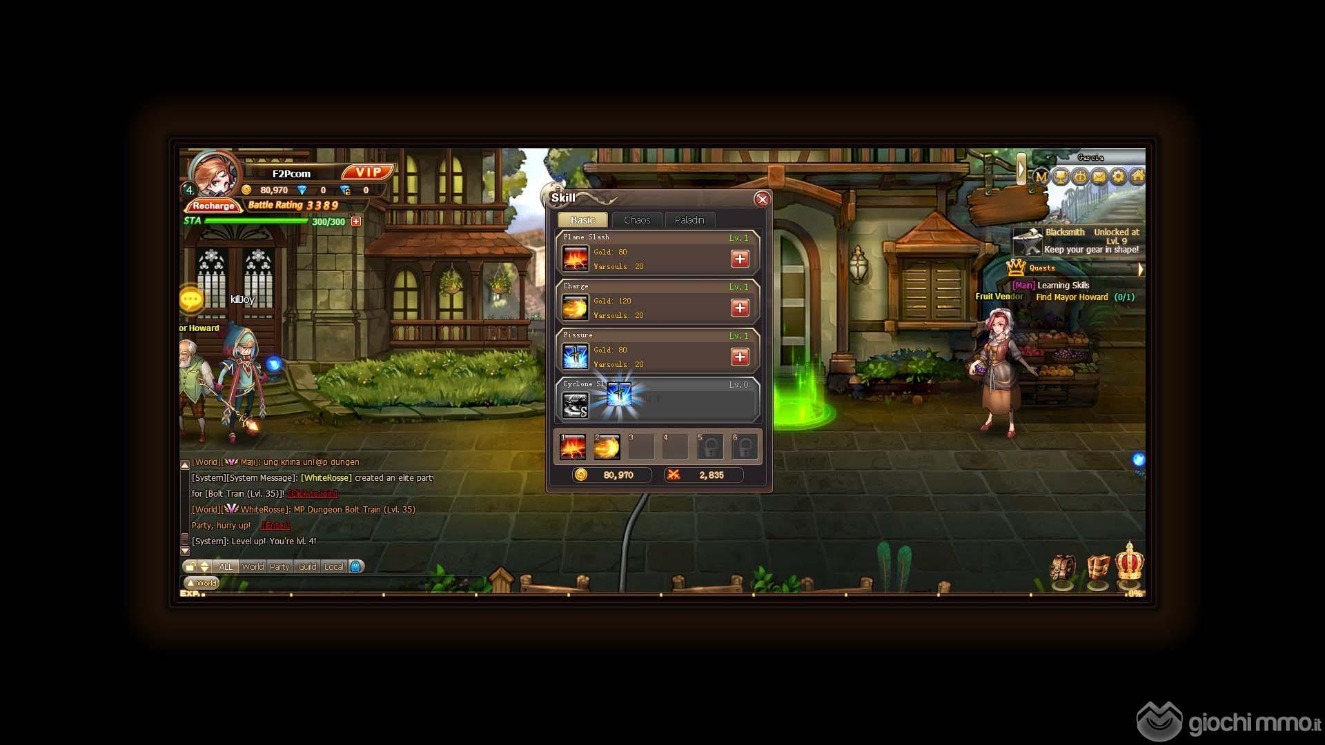 Bleach Online MMORPG