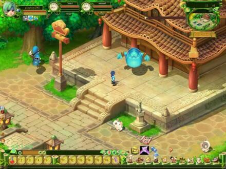 Crazy Tao MMORPG