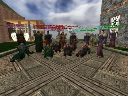 Crowns of Power MMORPG