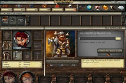 Cultures Online MMORPG