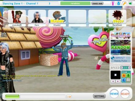 Dance Online MMORPG