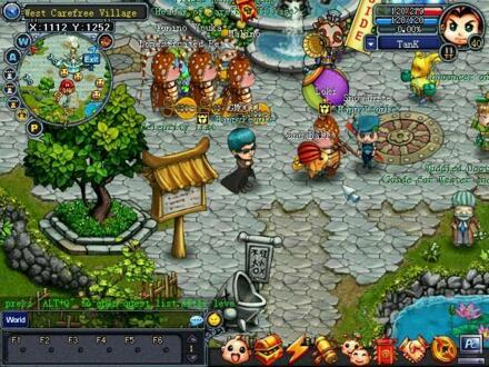 ELF Online MMORPG