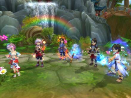 Ether Saga Online MMORPG