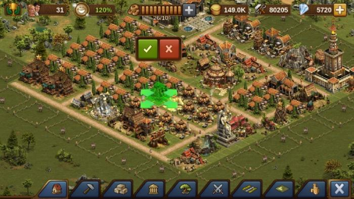 Forge of Empires MMORPG