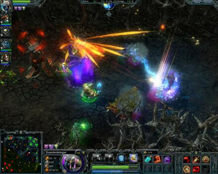 Heroes of Newerth MMORPG