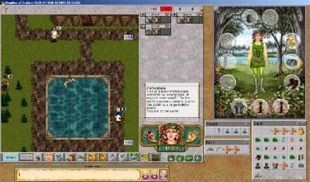 Kingdom of Drakkar MMORPG