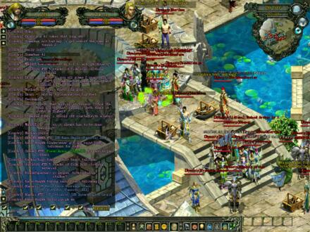 Magic World Online MMORPG