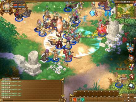Myth Angels Online MMORPG