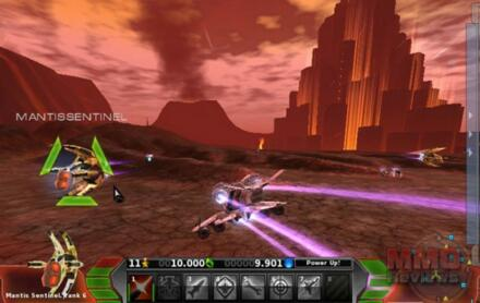 Pirate Galaxy MMORPG
