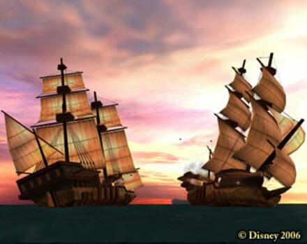 Pirates of the Caribbean Online MMORPG