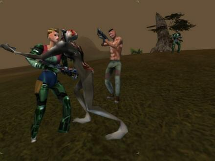Project Entropia MMORPG