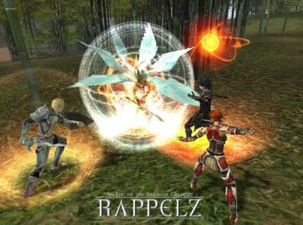 Rappelz MMORPG