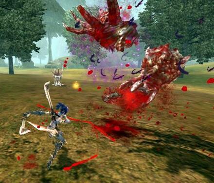 Requiem Bloodymare MMORPG