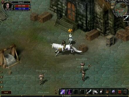 Shadow of Legend MMORPG