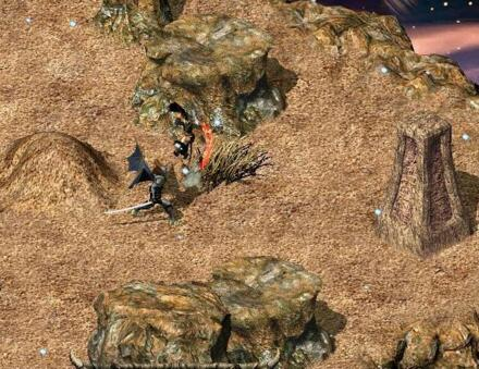 SkyBlade MMORPG