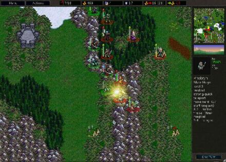 The Battle for Wesnoth MMORPG