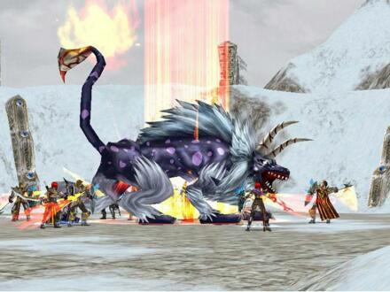 The Legend of Ares MMORPG
