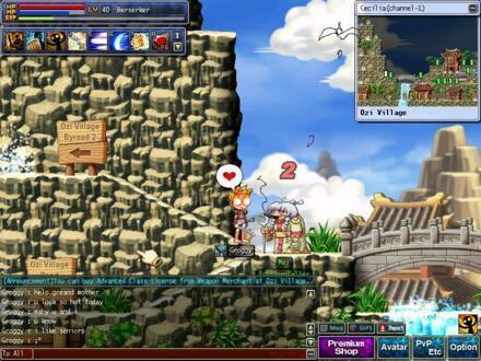 WindSlayer MMORPG