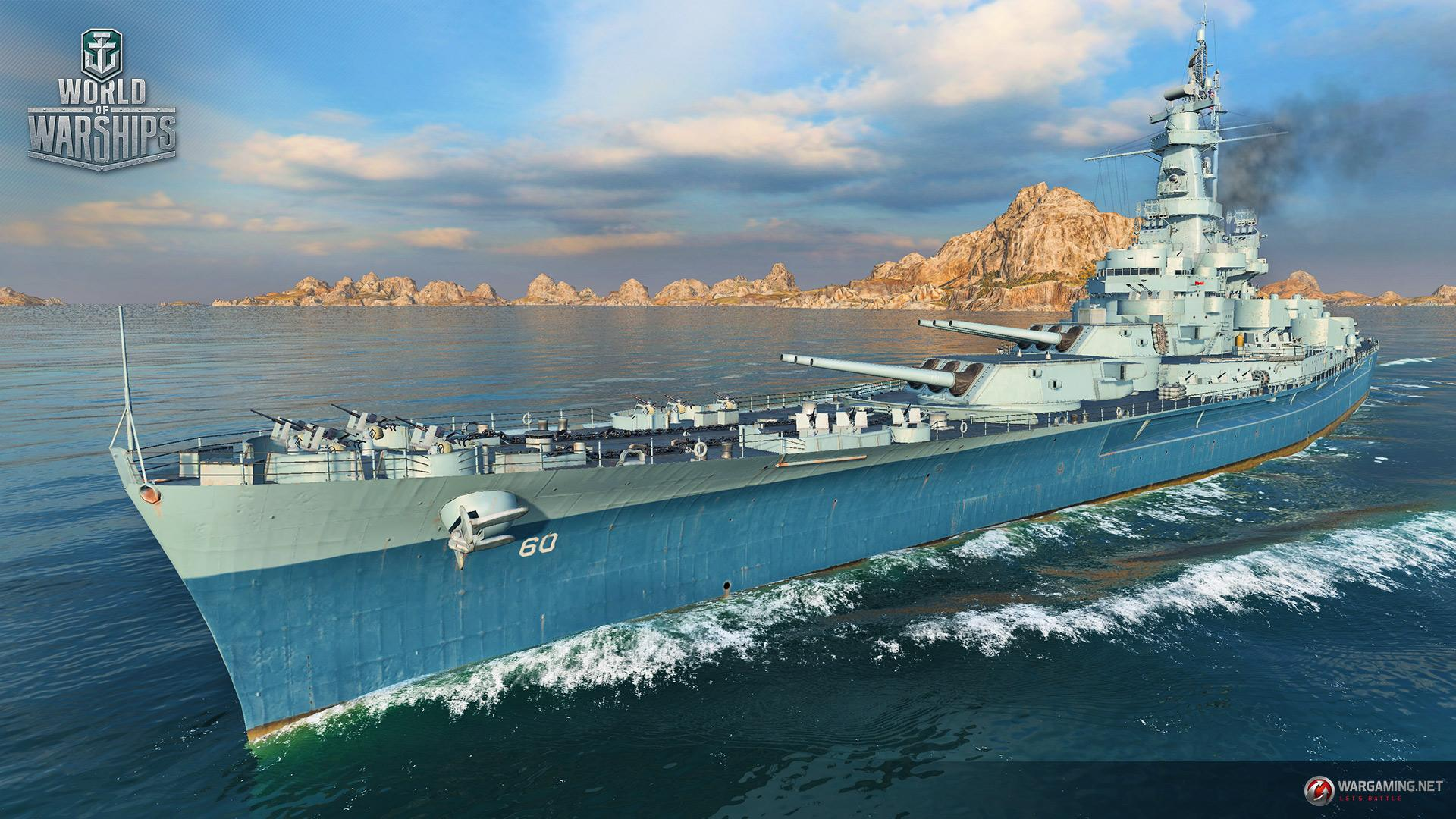 World of Warships MMORPG